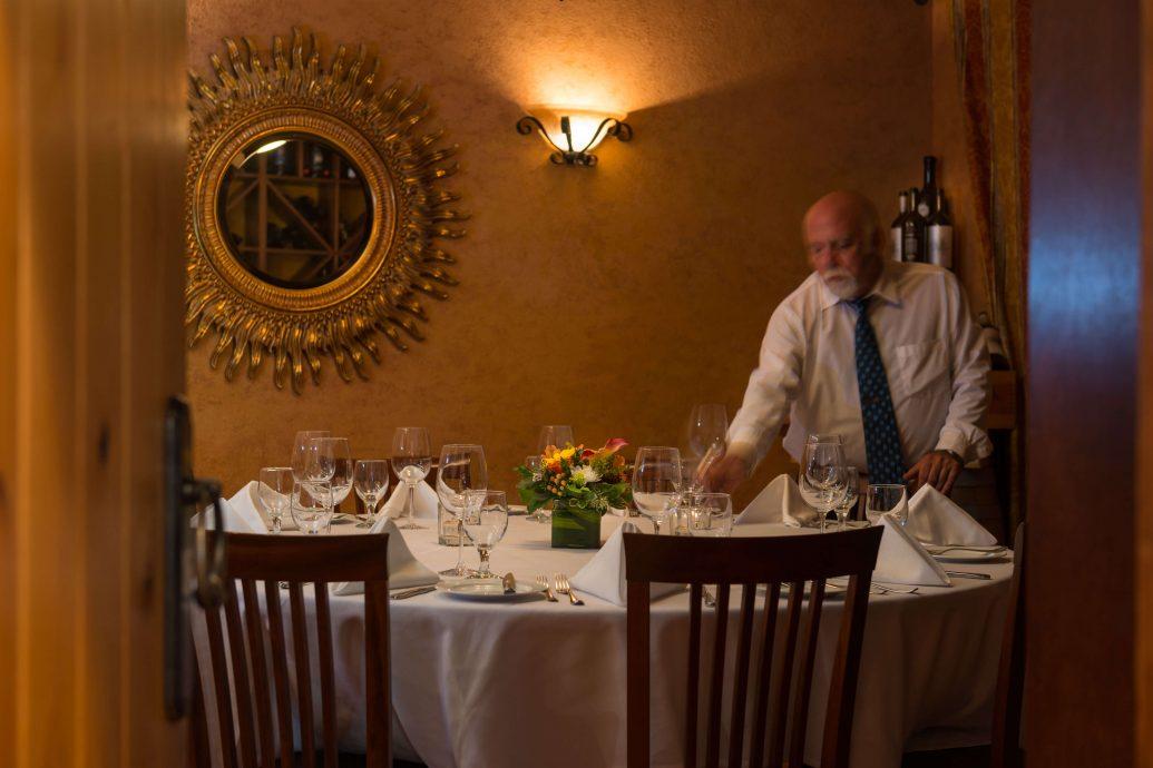 Illuminaté Restorante private_room