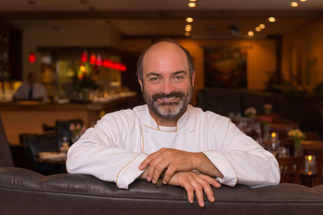 Illuminaté Restorante chef Roland